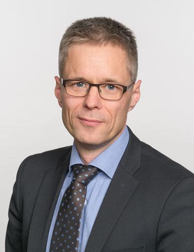 Jukka Kyheröinen Soveltimen työntekijä