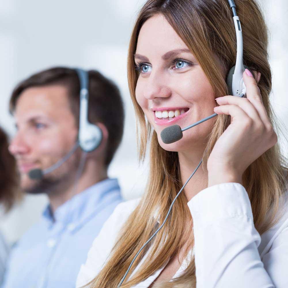 Voit keskittyä asiakaspalveluun